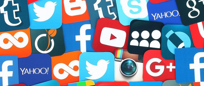 Different social media platforms becoming a new news source.