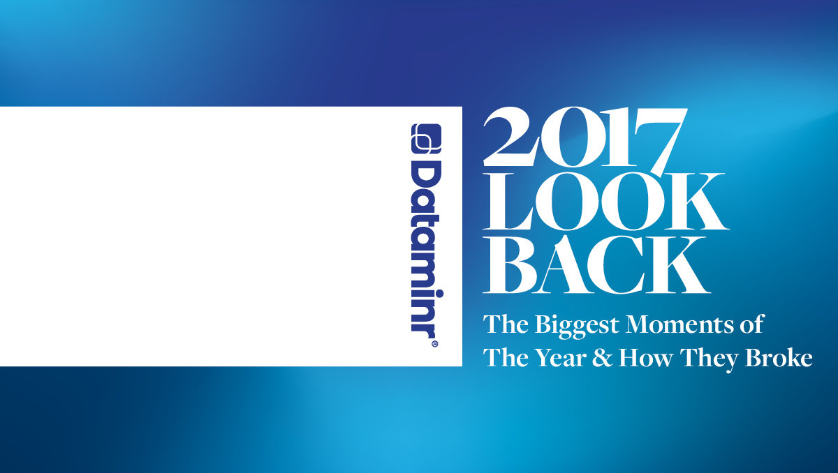 Dataminr's 2017 Look Back: The Biggest Moments of The Year & How They Broke Logo