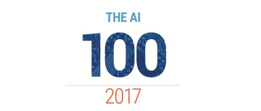 The Al 100 2017 Logo