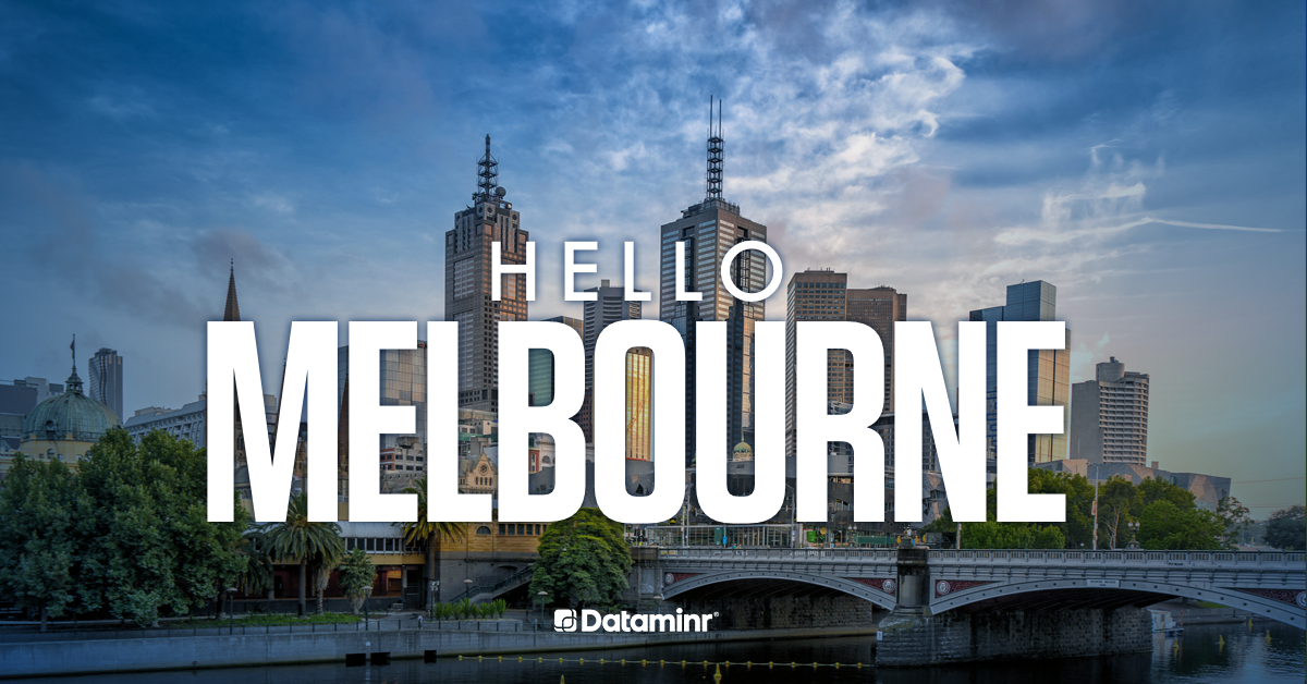 Dataminr opens office in Australia and New Zealand