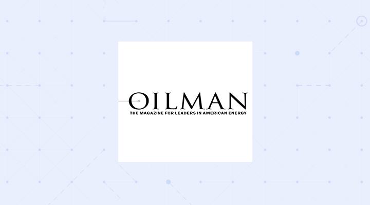 Oilman Magazine logo