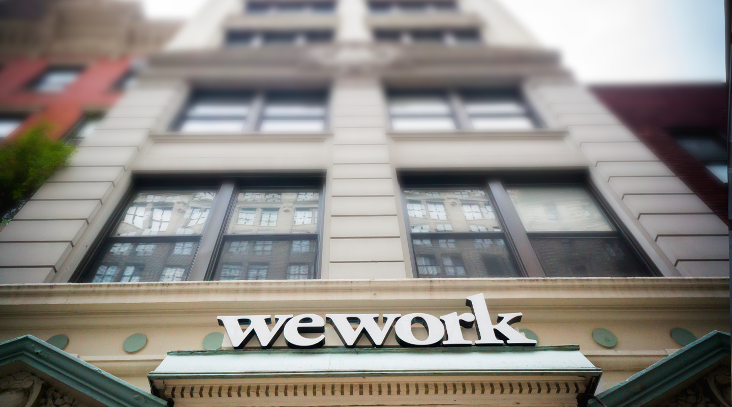 How WeWork Uses Dataminr