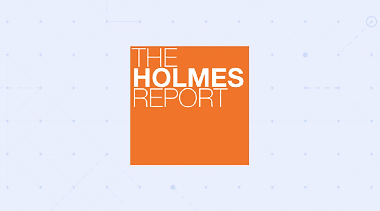 Holmes report logo