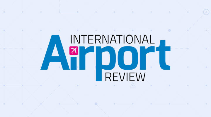 international airport review dataminr logo