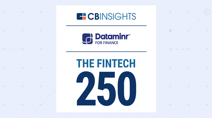 Dataminr CB Insights Fintech 250