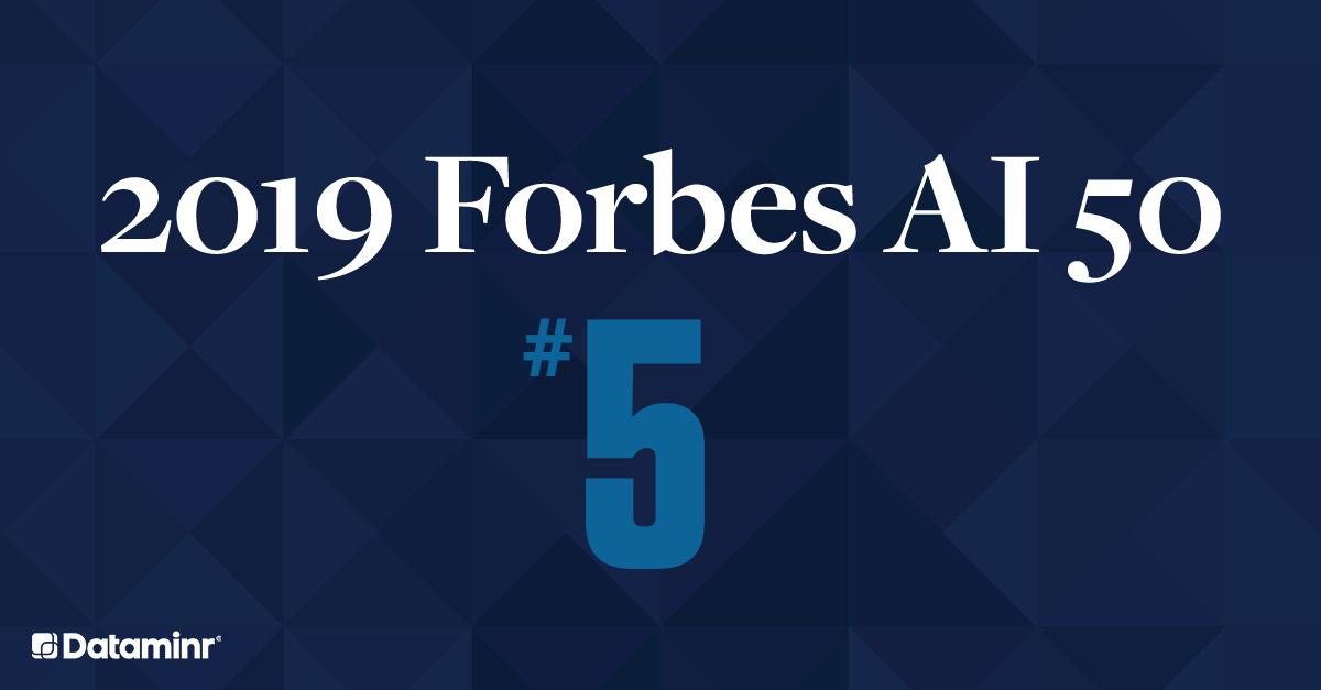 2019 Forbes AI 50 List